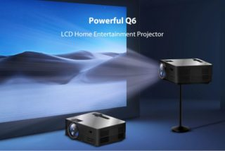 Q6-LCD-Potente-Proiettore-1-320x214 Miglior condizionatore portatile 2021: proteggersi dal caldo estivo