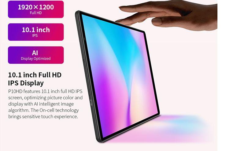 Teclast-P10HD-101-2 Offerta Teclast P10HD a 89€, il tablet economico da 10.1 pollici