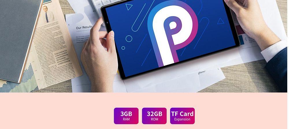 Teclast-P10HD-101-3 Offerta Teclast P10HD a 89€, il tablet economico da 10.1 pollici