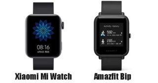 Xiaomi Mi Watch VS Amazfit Bip: Smartwatch a confronto, Dettagli e Offerte