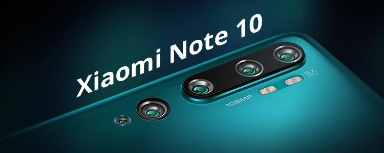 Xiaomi Mi Note 10, lo Smartphone con 108MP supera la Reflex: Dettagli e Offerte