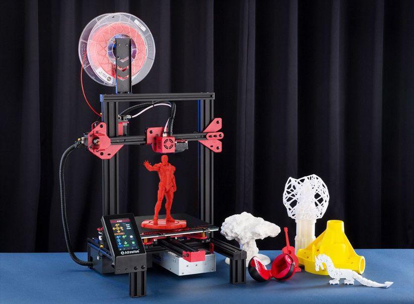 La migliore Stampante Economica 3D Alfawise U30 Pro, Dettagli e Offerte