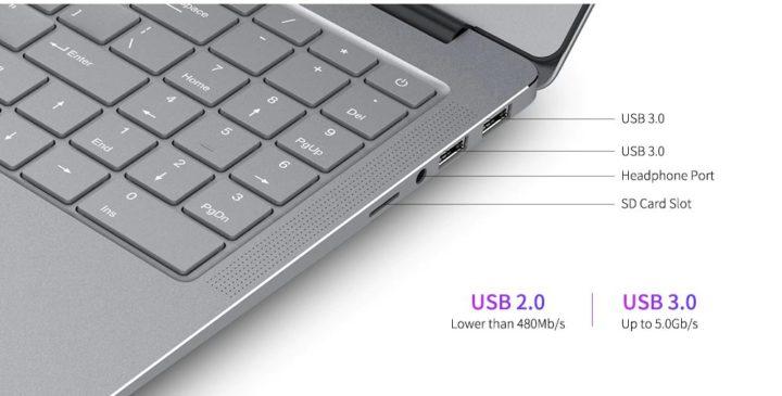 AIWO-I10-è-il-nuovo-notebook-cinese-7-720x365 AIWO I10 è il nuovo notebook cinese: un clone di MacBook Air? Dettagli e Offerte
