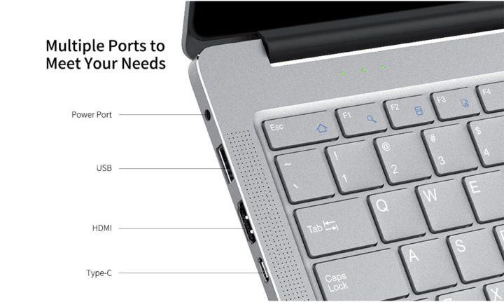 AIWO-I10-è-il-nuovo-notebook-cinese-8-720x431 AIWO I10 è il nuovo notebook cinese: un clone di MacBook Air? Dettagli e Offerte