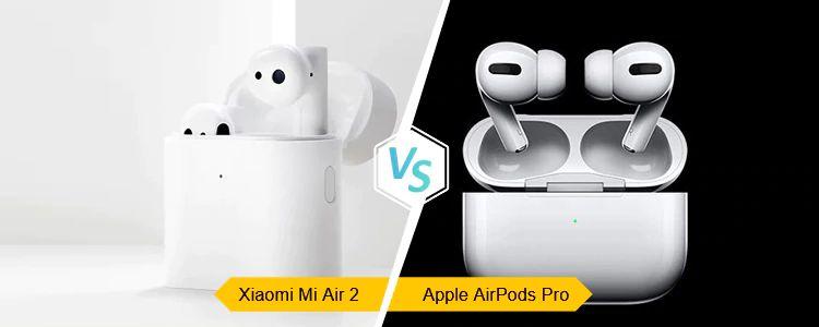 Xiaomi Mi Air 2 (Airdots Pro 2) vs Apple AirPods Pro: guida alla scelta, Dettagli e Offerte