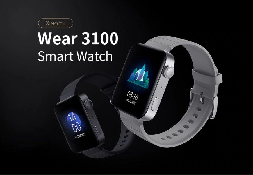 """Codice Sconto Xiaomi Mi Watch a 218€, smartwatch """"clone"""" di Apple"""
