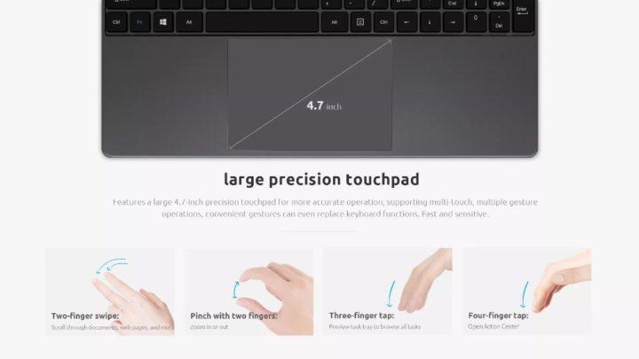 Offerta-BMAX-S15-3-720x405 Offerta BMAX S15 a 269€, il vero Clone del MacBook, anche ruotabile a 178°