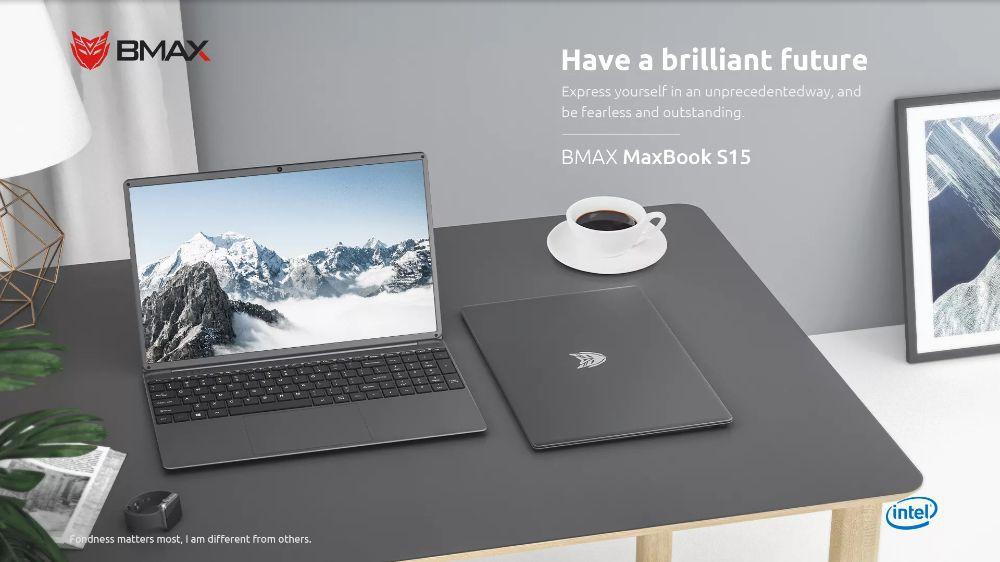 Offerta-BMAX-S15-6 Offerta BMAX S15 a 269€, il vero Clone del MacBook, anche ruotabile a 178°