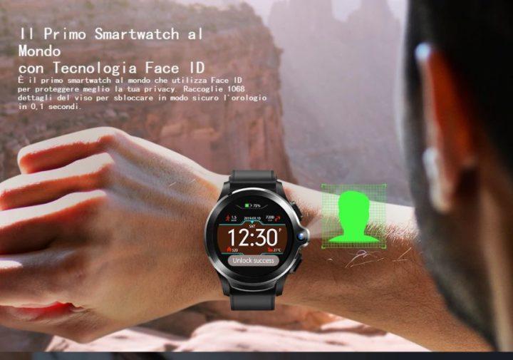 Offerta-KOSPET-Prime-SE-2-720x505 Offerta KOSPET Prime SE a 90€, il primo Smartwatch con Fotocamera e 4G
