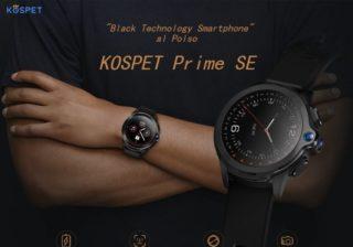 Offerta-KOSPET-Prime-SE-5-320x224 Ticwris GTS, smartwatch a 25€ completo di TUTTO! Dettagli e Offerte