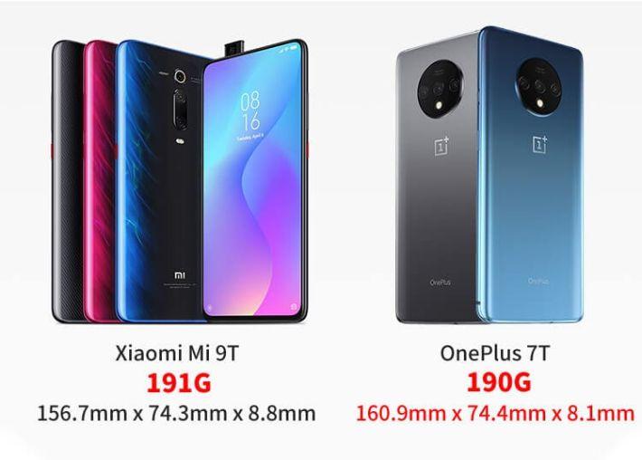 OnePlus-7T-vs-Xiaomi-Mi-9T-4 OnePlus 7T vs Xiaomi Mi 9T: i migliori smartphone Android, Dettagli e Offerte