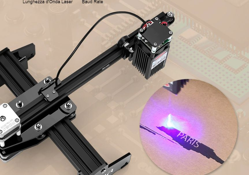 Ortur-Laser-Master-15W-1 Offerta Ortur Laser Master a 158€, il nuovo incisore portatile per legno