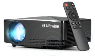 Proiettore Alfawise A80, economico ma di Qualità: Dettagli e Offerte