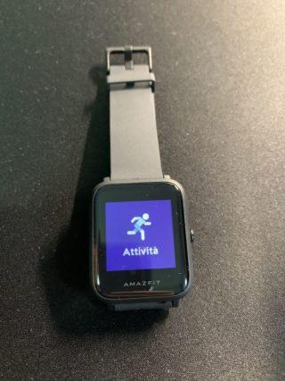 Recensione-Amazfit-Bip-Lite-9-320x427 Recensione Amazfit Bip Lite, oltre 45 giorni di BATTERIA, fitness tracker economico