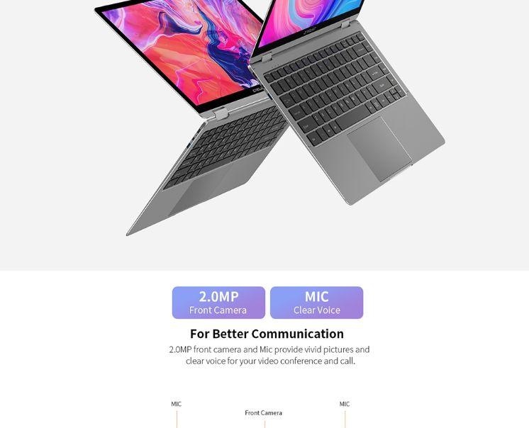 Teclast-F6-Plus-%C3%A8-il-notebook-Cinese-7 Teclast F6 Plus è il notebook Cinese più conveniente del 2019, Dettagli e Offerte