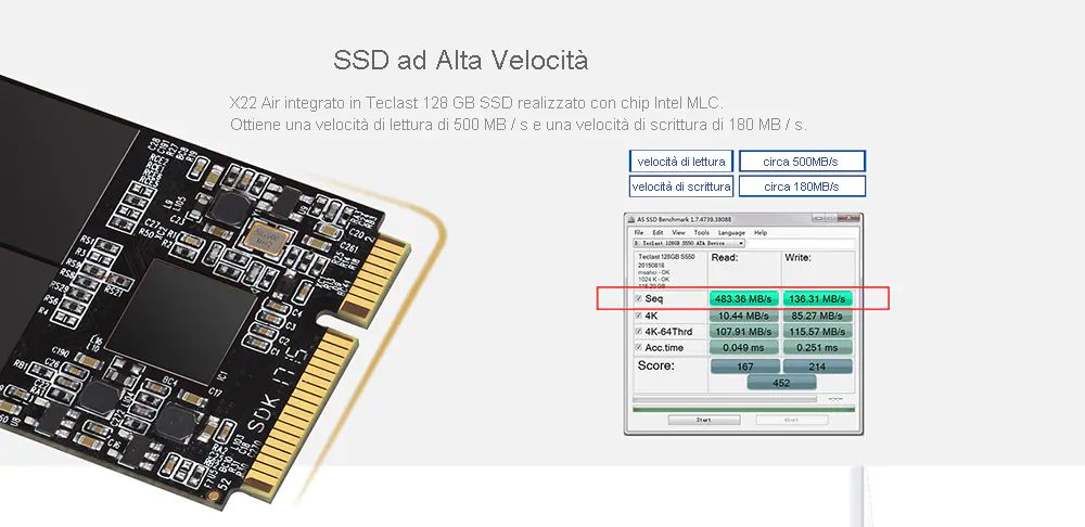 Teclast-X22-Air-a-288€-3 Offerta Teclast X22 Air a 288€, il PC All-in-One da 21.5 pollici