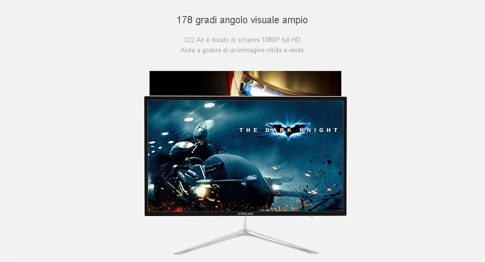 Teclast-X22-Air-a-288€-5 Offerta Teclast X22 Air a 288€, il PC All-in-One da 21.5 pollici