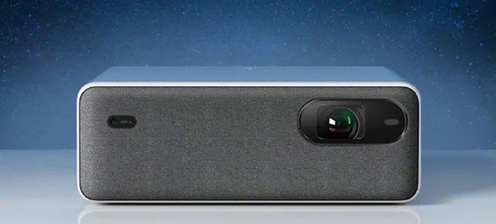 Xiaomi-Mijia-Proiettore-Laser-1 Xiaomi Mijia Proiettore Laser, fino a 150 pollici 4K sostituisce la normale TV