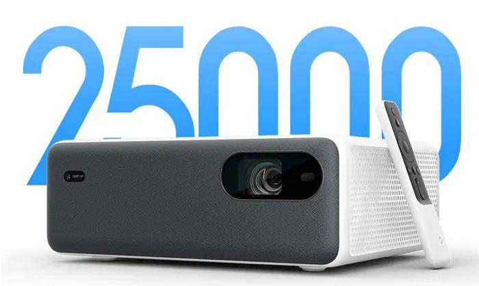 Xiaomi-Mijia-Proiettore-Laser-6 Xiaomi Mijia Proiettore Laser, fino a 150 pollici 4K sostituisce la normale TV