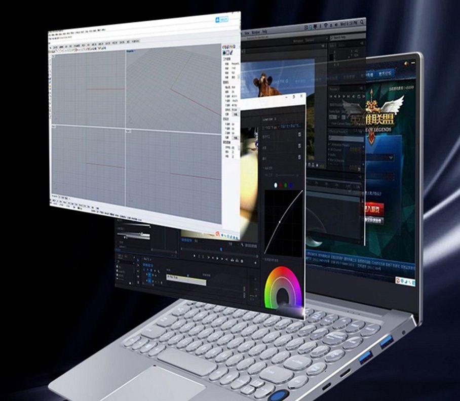CENAVA-N145-3 L'unico Notebook Cinese con i7 e gpu Nvidia: CENAVA N145