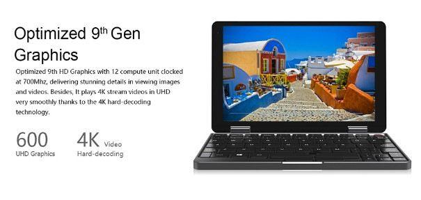 CHUWI-MiniBook-360-il-nuovo-Notebook-2-in-1-4 CHUWI MiniBook 360, il nuovo Notebook 2 in 1 da 8 pollici: Dettagli e Offerte