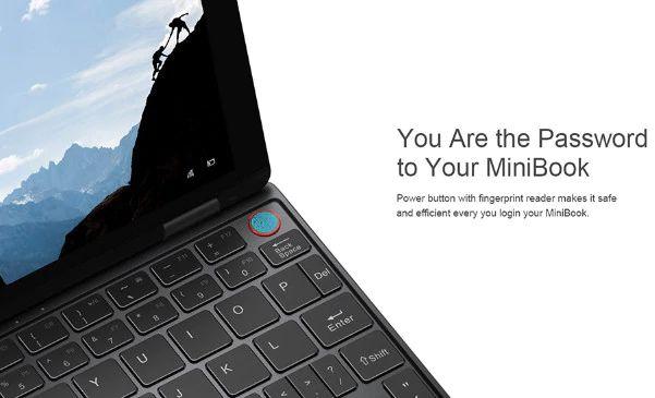 CHUWI-MiniBook-360-il-nuovo-Notebook-2-in-1-5 CHUWI MiniBook 360, il nuovo Notebook 2 in 1 da 8 pollici: Dettagli e Offerte