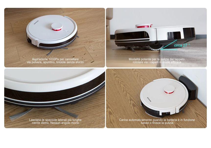Codice-Sconto-Alfawise-V9S-BL517-1 Codice Sconto Alfawise V9S BL517 a 232€, Robot Aspirapolvere Economico