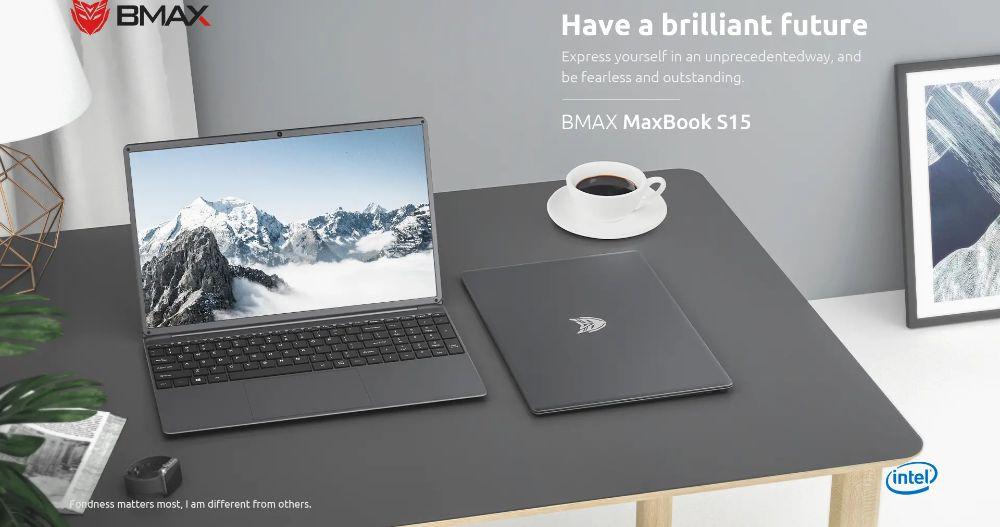 Codice Sconto BMAX S15 a 238€, notebook cinese in stile MacBook