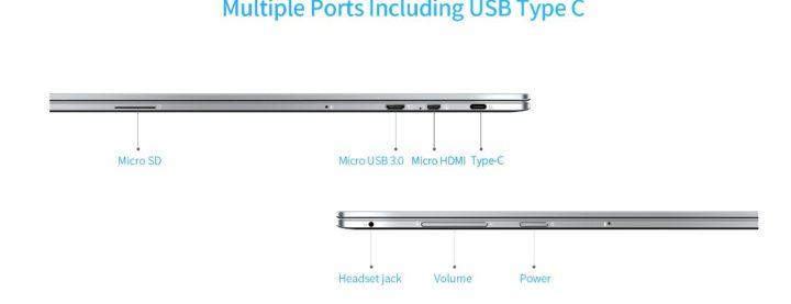 Codice-Sconto-BMAX-Y11-a-5-720x277 Codice Sconto BMAX Y11 a 270€, Ultrabook cinese per la Portabilità