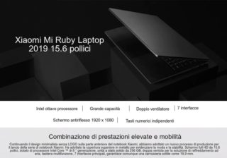 Codice-Sconto-Xiaomi-Mi-Ruby-4-320x224 Recensione notebook Jumper Ezbook 3 PRO