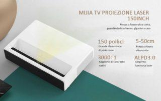 Codice-Sconto-Xiaomi-Proiettore-Laser-150-pollici-versione-Inglese-3-320x201 Xiaomi Proiettore Laser TV 4K, fino a 150 pollici per l'home theater