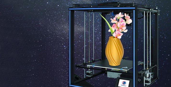 Guida-Stampanti-3D-7 Guida Stampanti 3D: Sapphire Plus vs Tronxy X5SA Pro vs Creality Ender-5 Pro vs ZONESTAR Z9M3