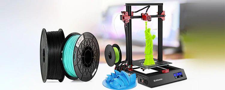 Guida completa Filamenti Stampante 3D, tutti i dettagli utili con Offerte