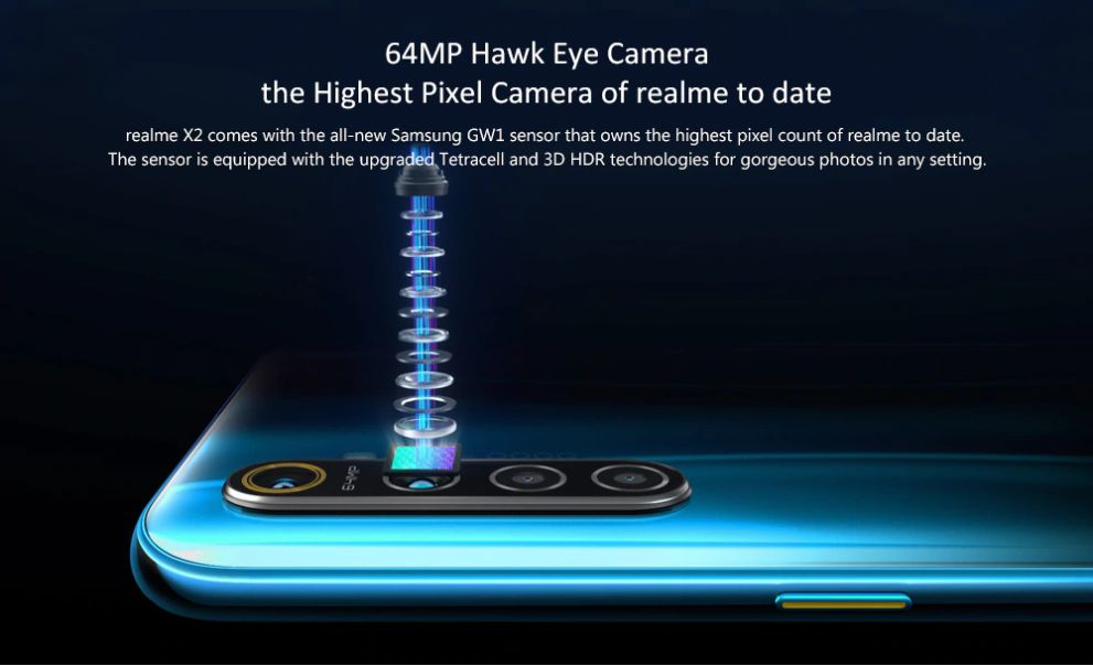 OPPO-Realme-X2-2 Miglior smartphone Fascia Media del 2020: OPPO Realme X2, Dettagli e Offerte