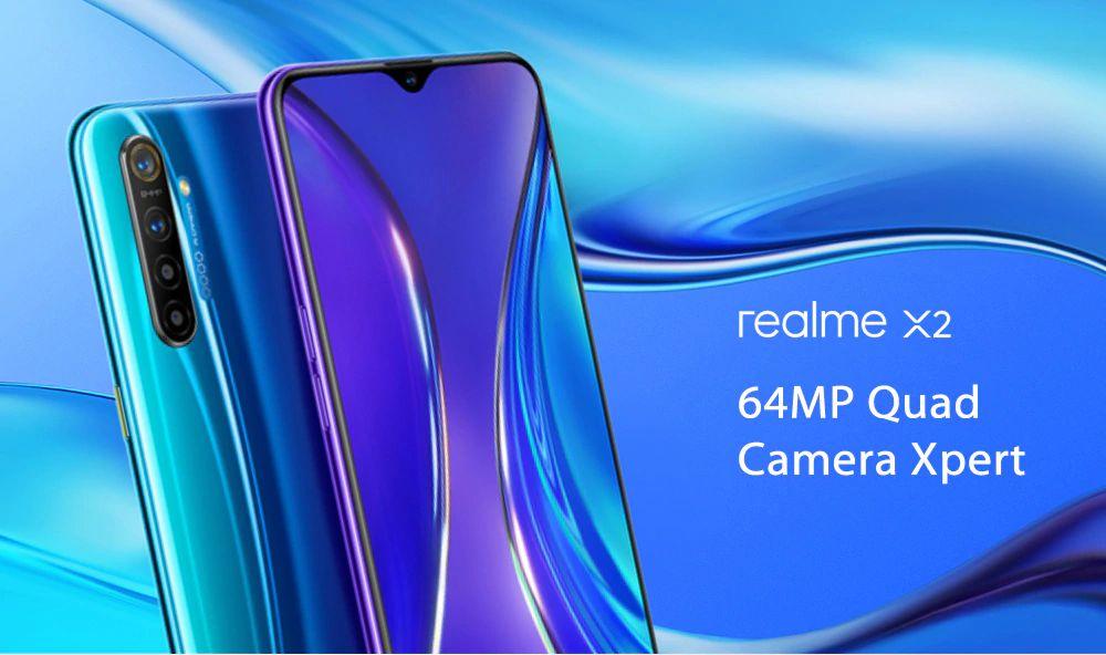 Miglior smartphone Fascia Media del 2020: OPPO Realme X2, Dettagli e Offerte