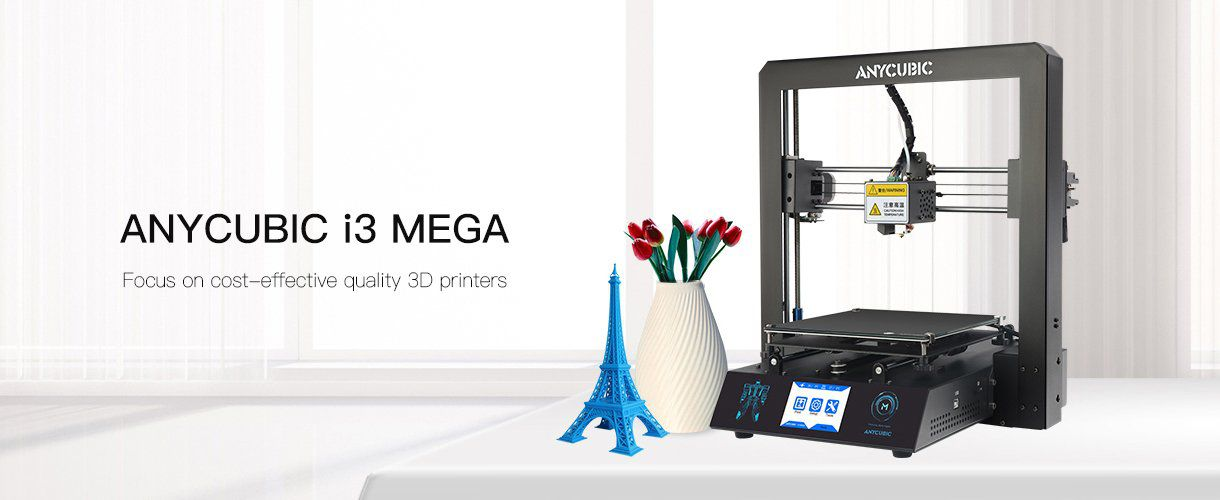Offerta-ANYCUBIC-I3-Mega-a-152€-4 Offerta ANYCUBIC I3 Mega a 152€, stampante economica per principianti