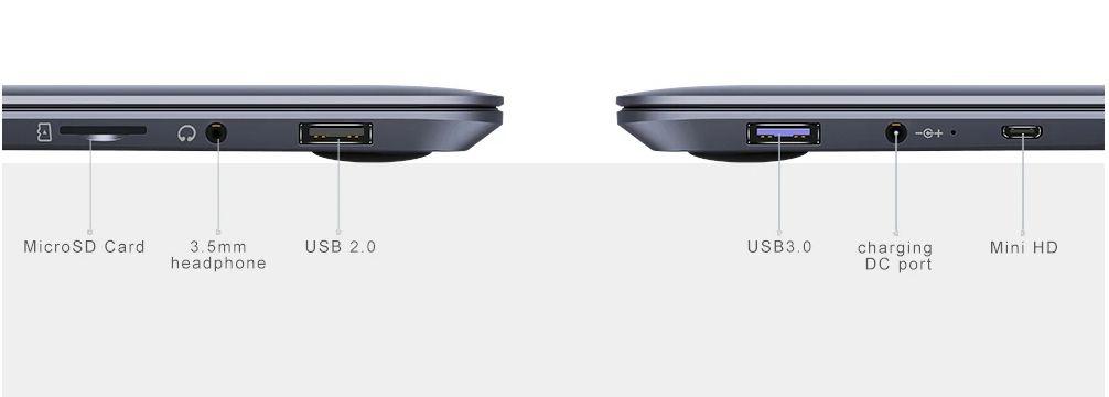 Offerta-CHUWI-HeroBook-Pro-1 Offerta CHUWI HeroBook Pro a 243€, il nuovo Notebook CHUWI super slim