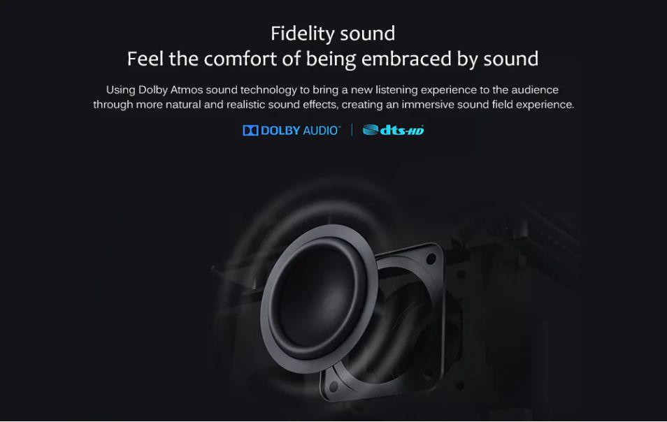 Offerta-Fengmi-M055DCN-1 Offerta Fengmi M055DCN a 424€, Miglior smart proiettore da 120 pollici