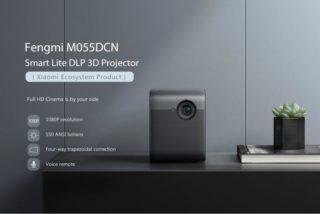 Offerta-Fengmi-M055DCN-4-320x214 Xiaomi Proiettore Laser TV 4K, fino a 150 pollici per l'home theater