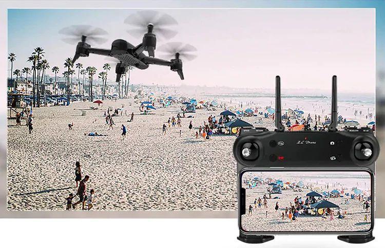 Offerta SG106, il Miglior Drone Economico a 60€, 22 minuti di volo
