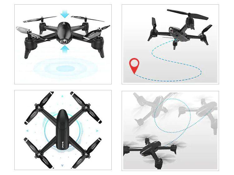 Offerta-SG106-il-Miglior-Drone-Economico-2 Offerta SG106, il Miglior Drone Economico a 60€, 22 minuti di volo