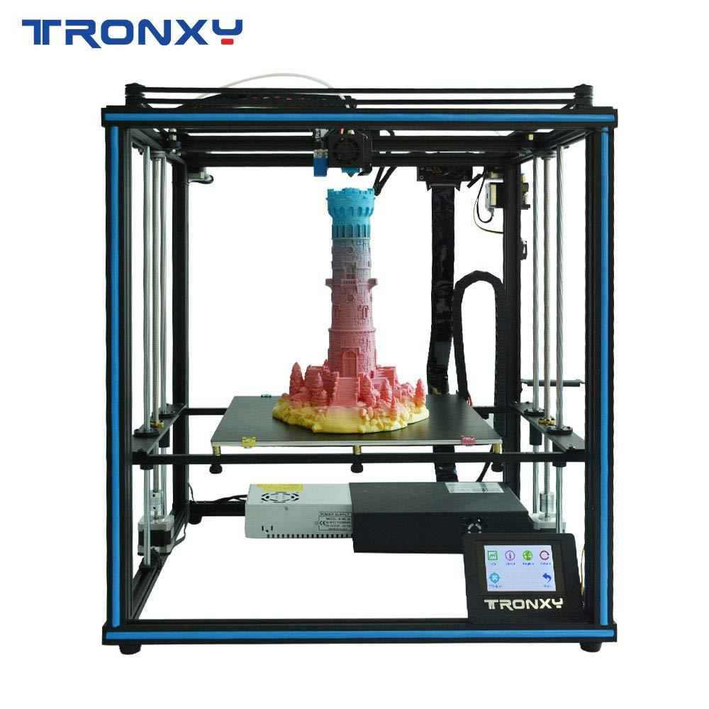 Offerta-Tronxy-X5SA-a-282€-1 Offerta Tronxy X5SA a 282€, stampante 3D alta precisione industriale