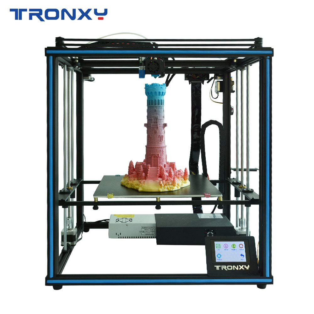 Offerta-Tronxy-X5SA-a-282%E2%82%AC-1 Offerta Tronxy X5SA a 282€, stampante 3D alta precisione industriale