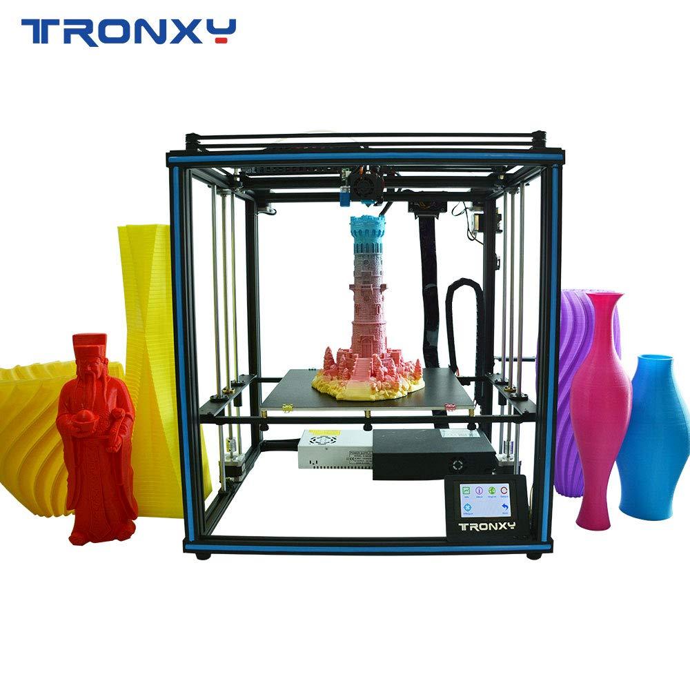 Offerta-Tronxy-X5SA-a-282€-3 Offerta Tronxy X5SA a 282€, stampante 3D alta precisione industriale