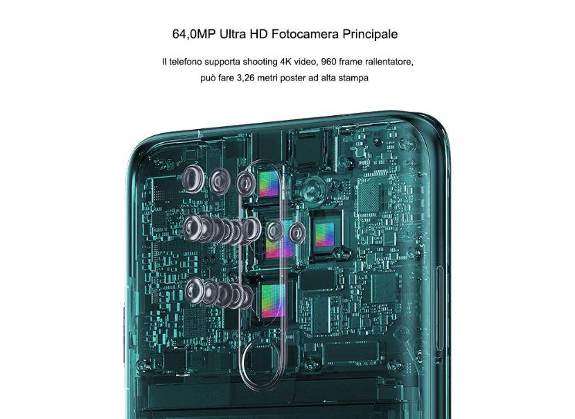 Redmi-Note-8-2 Codice Sconto Xiaomi Redmi Note 8 Pro a 200€, miglior smartphone Fascia Media
