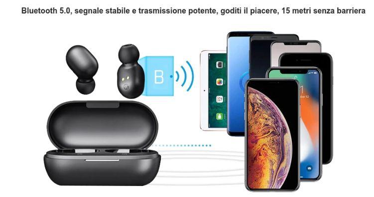 Xiaomi-Haylou-GT1-2 Offerta Xiaomi Haylou GT1 a 18€, gli auricolari di Fascia alta economici