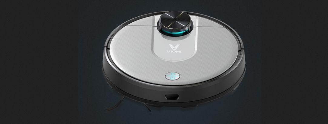 Xiaomi VIOMI V2 Pro, l'Aspirapolvere Robot completo: Dettagli e Offerte