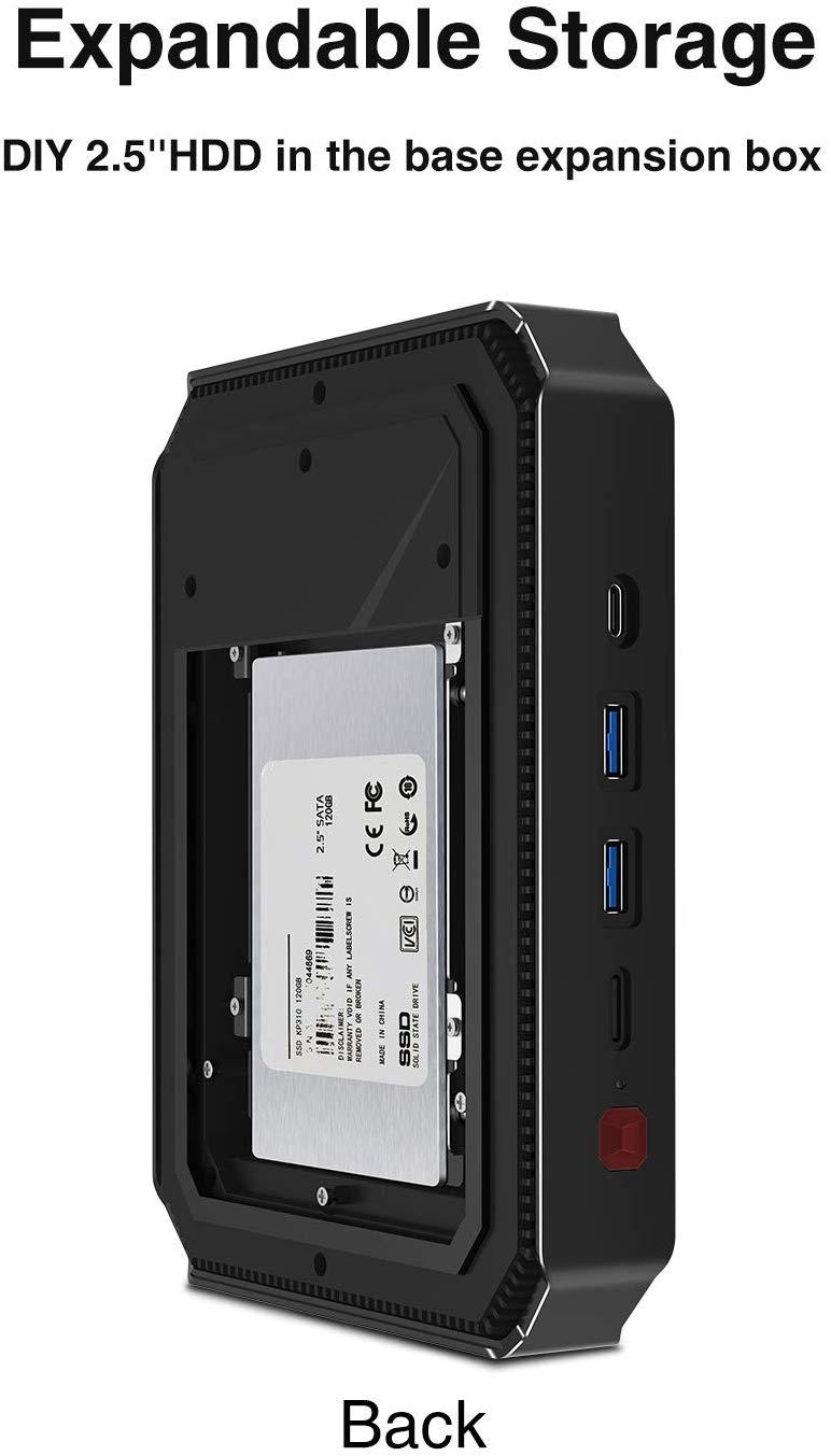 codice-Sconto-CHUWI-GBox-Pro-3 Codice Sconto CHUWI GBox Pro a 143€, Mini PC Windows multi uso con 4K