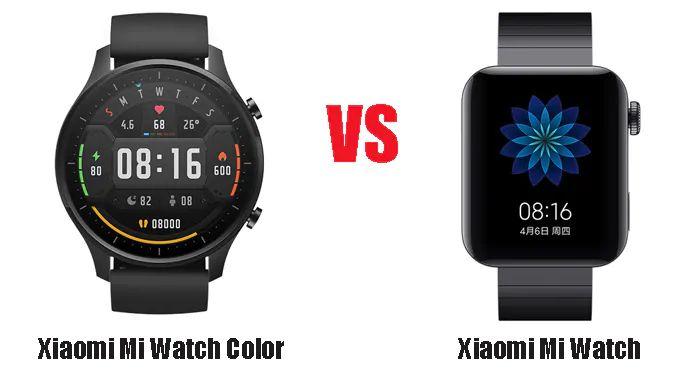 Xiaomi Mi Watch Color VS Xiaomi Mi Watch, quale Smartwatch scegliere? Dettagli e Offerte