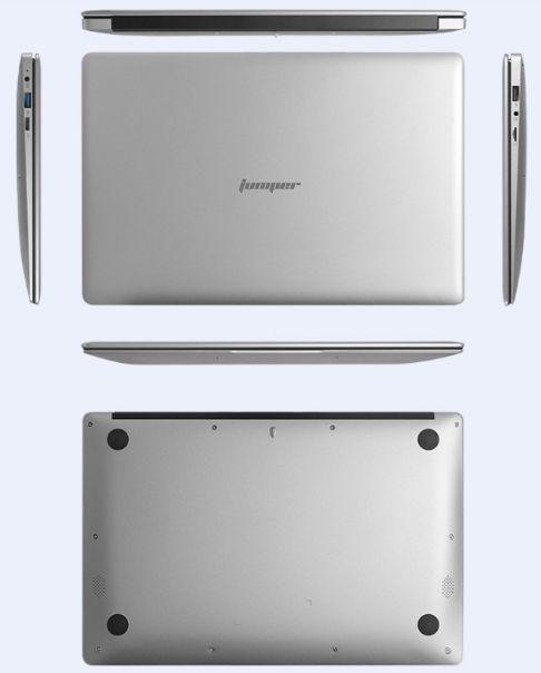 Jumper-EZbook-S5-1 Jumper EZbook S5, Miglior notebook cinese per Office e Video, Dettagli e Offerte